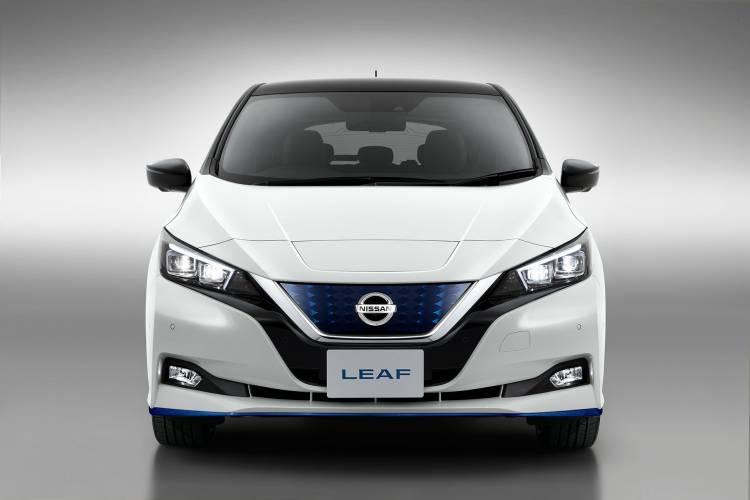 Nissan Leaf 3zero Blanco Exterior 06
