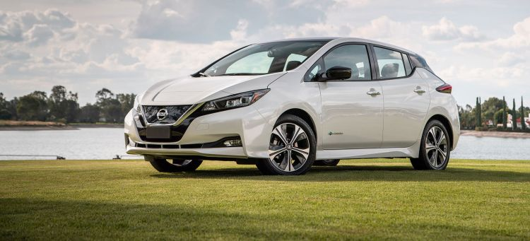 Nissan Leaf Coches Electricos Noruega 2