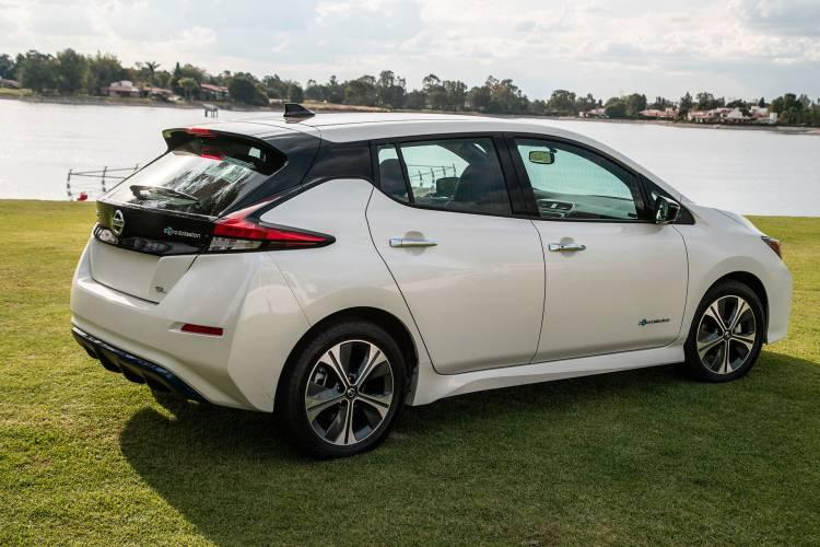 Nissan Leaf Coches Electricos Noruega