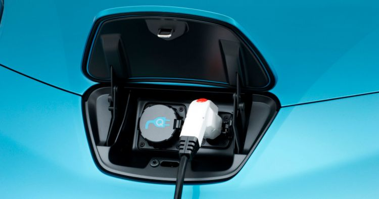 Nissan Leaf Primera Generacion Cargador