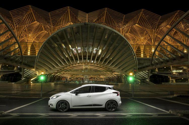 Nissan Micra N Sport White