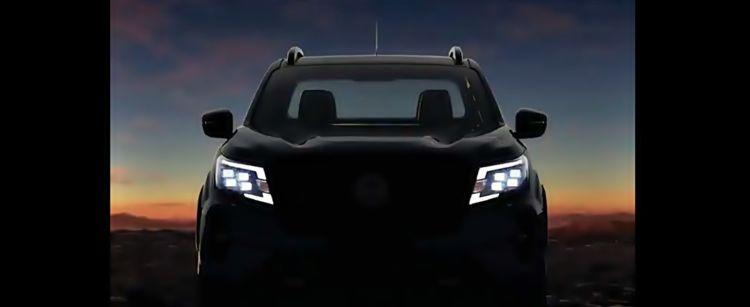 Nissan Navara Frontier 2021 Teaser 01