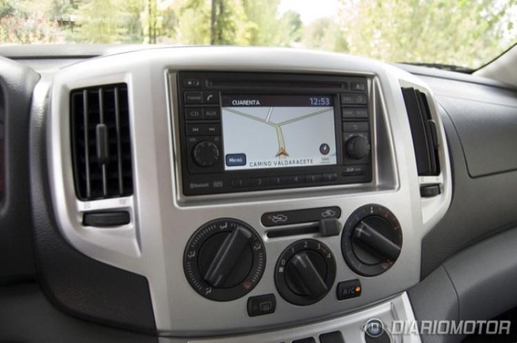 Nissan NV200 Evalia 1.5 dCi