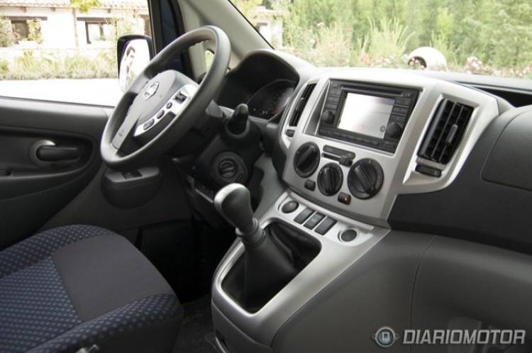 Nissan NV200 Evalia