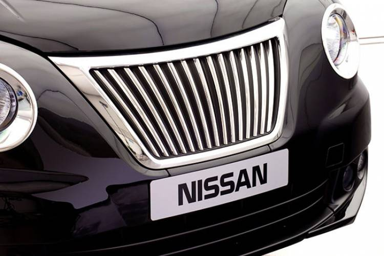 Nissan NV200 Taxi Londres