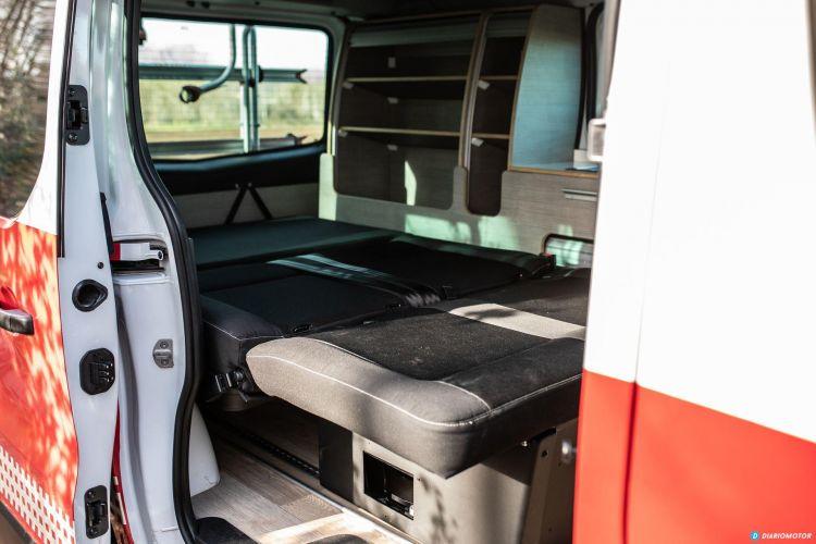 Nissan Nv300 Camper Prueba 15