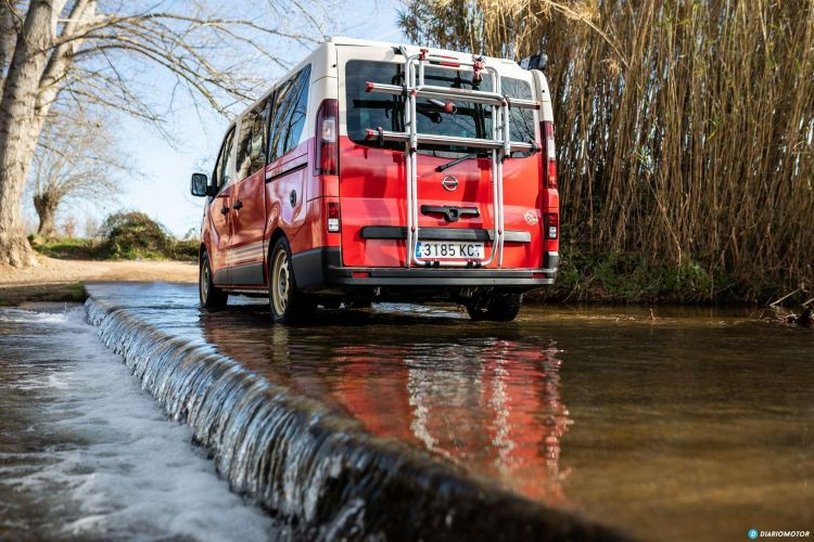 Nissan Nv300 Camper Prueba 6