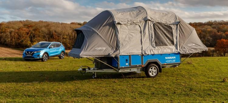Nissan Opus Campers Baterias Coche Electrico 13