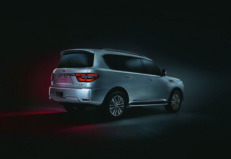 Nissan Patrol 2020 2