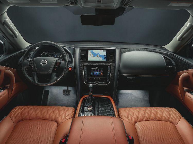 Nissan Patrol 2020 4