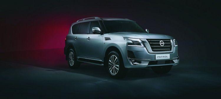 Nissan Patrol 2020 P