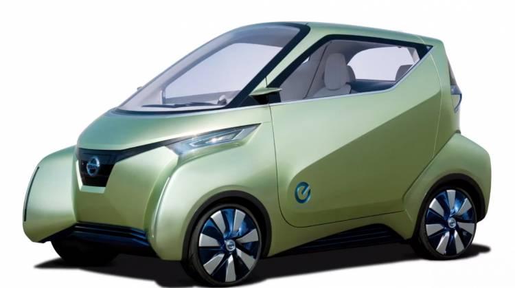 Nissan Pivo3 Concept