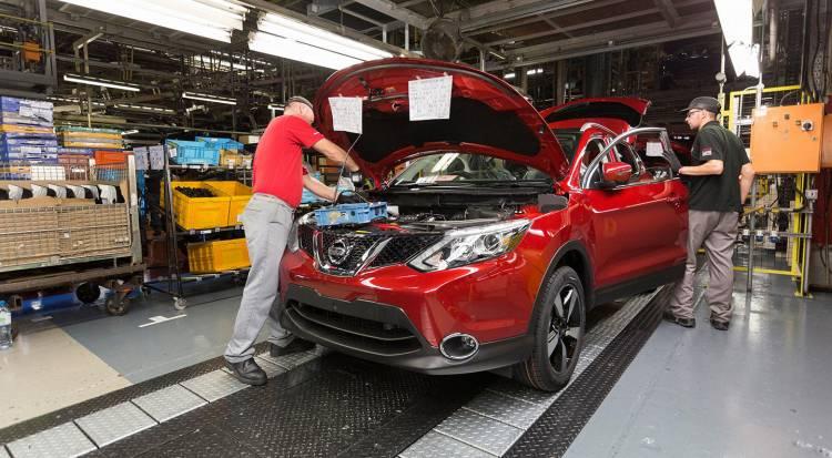 Nissan Qashqai 2014 Sunderland
