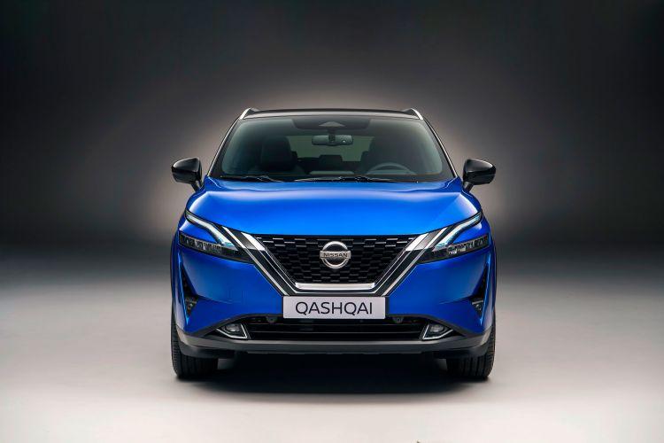 Nissan Qashqai 2021 Exterior Azul 03