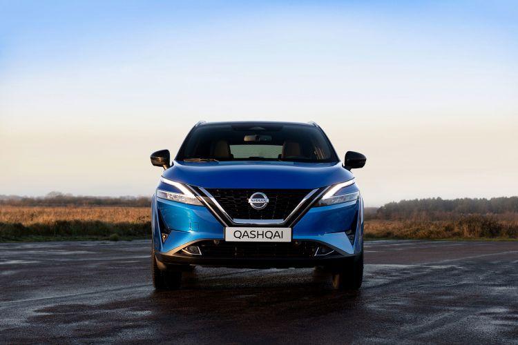Nissan Qashqai 2021 Exterior Azul 27