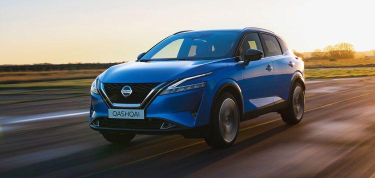 Nissan Qashqai 2021 Frontal