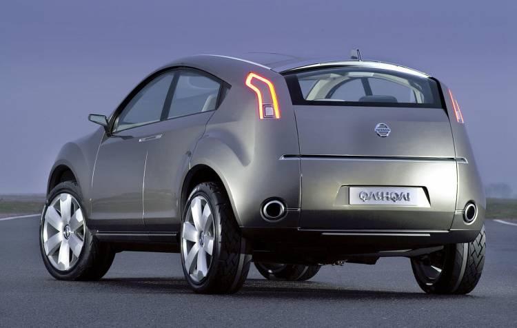 As Naci El Coche Que Cambi Todo Con El Nissan Qashqai Concept De