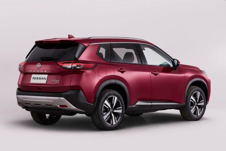 Nissan Rogue X Trail 2021 12