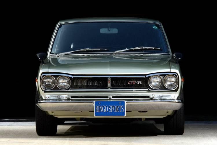 Nissan Skyline GT-R S45 1970