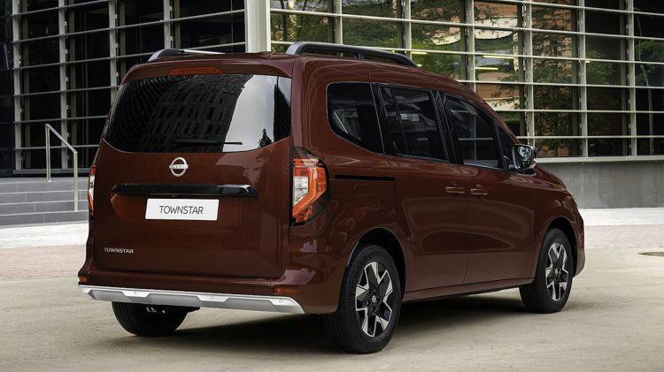 Nissan Townstar 3