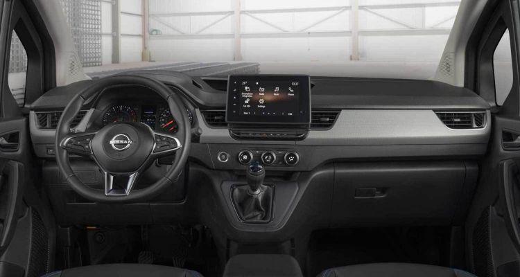 Nissan Townstar Interior 2