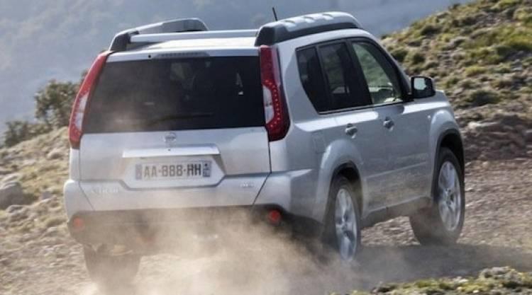 Nissan X-Trail Formigal