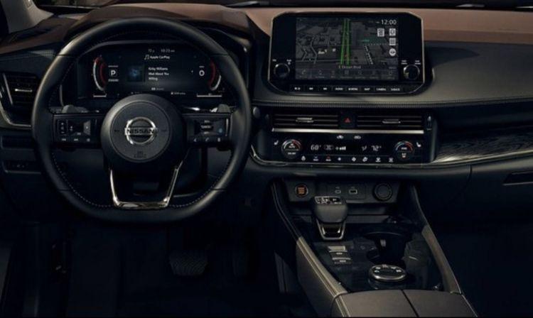 Nissan X Trail 2021 Filrado 2