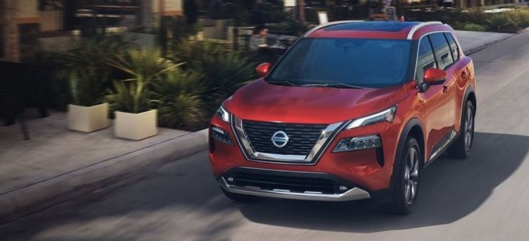 Nissan X Trail 2021 Filrado 3