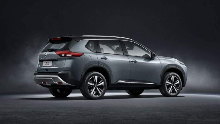 Nissan X Trail 2022 15