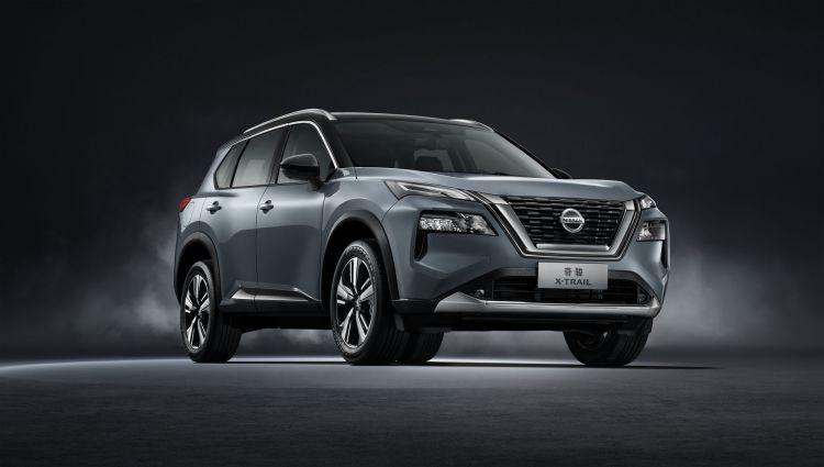 Nissan X Trail 2022 4