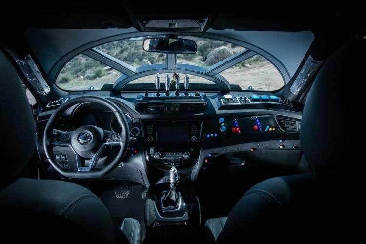 Nissan X Trail Halcon Milenario 6