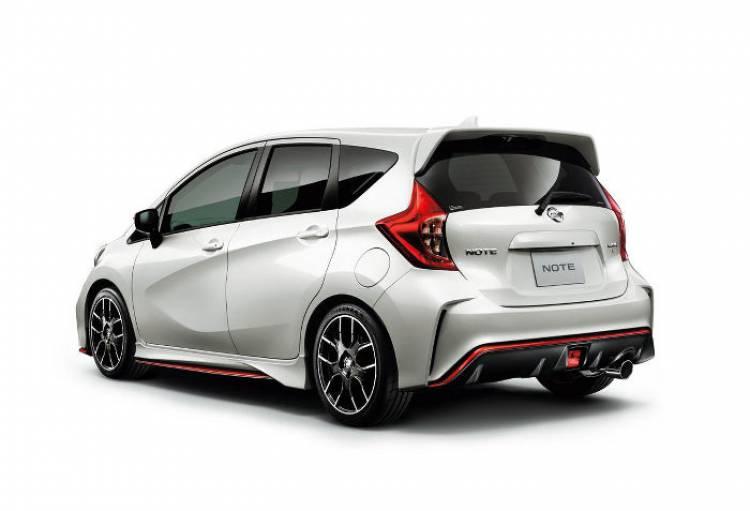 Nissan Note Nismo y Nismo S: extra de picante... pero sólo para Japón