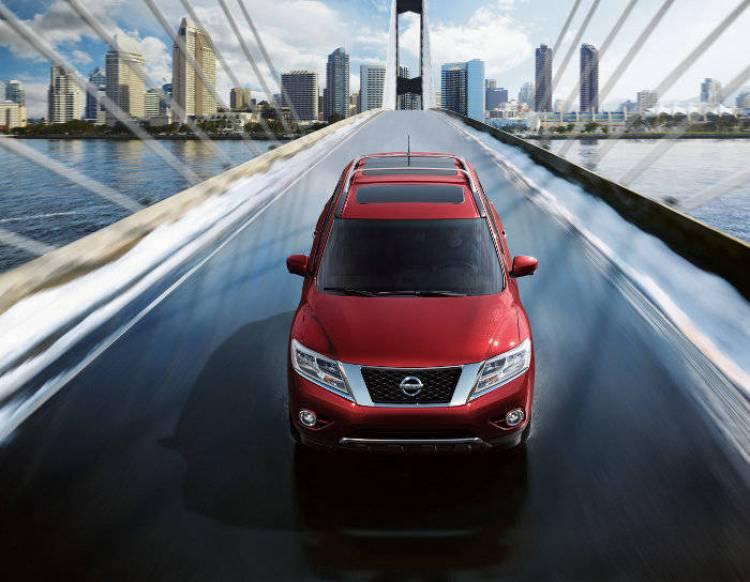 Nuevo Nissan Pathfinder