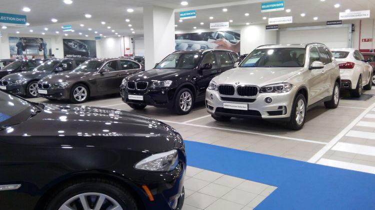 No Cambio Etiquetas Dgt Vehiculos Ocasion Segunda Mano Ventas