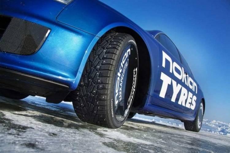 Nuevo récord mundial de velocidad sobre hielo, con un Audi RS6 y neumáticos Nokian