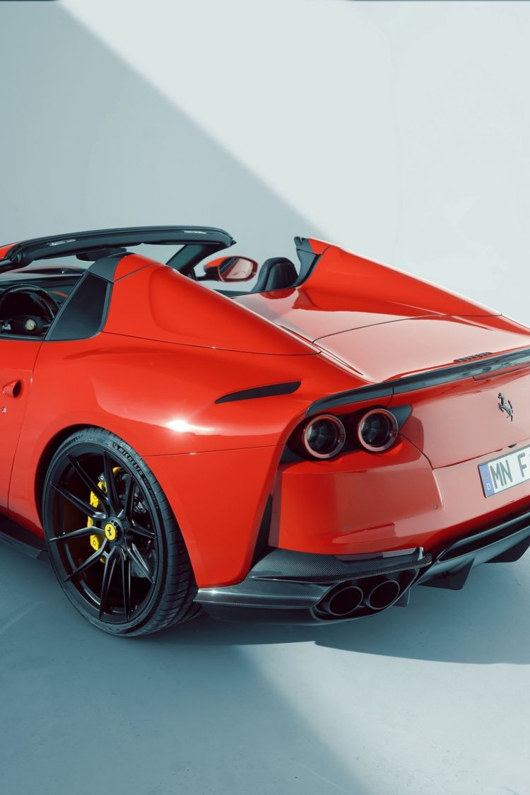 Novitec Ferrari 812 Gts 6