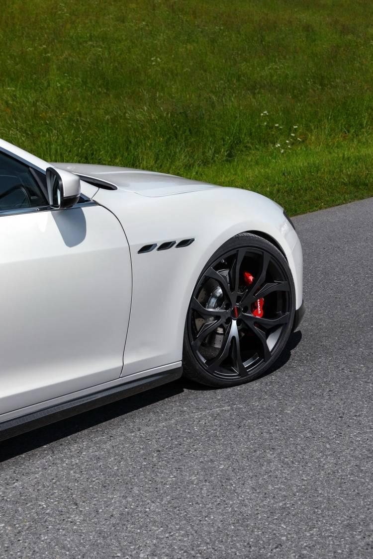 Novitec Maserati Ghibli 7