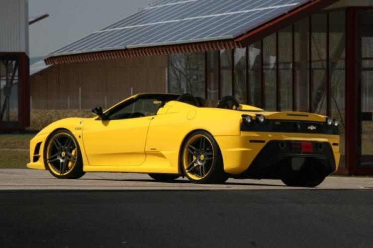 Ferrari F430 Scuderia 16M Novitec