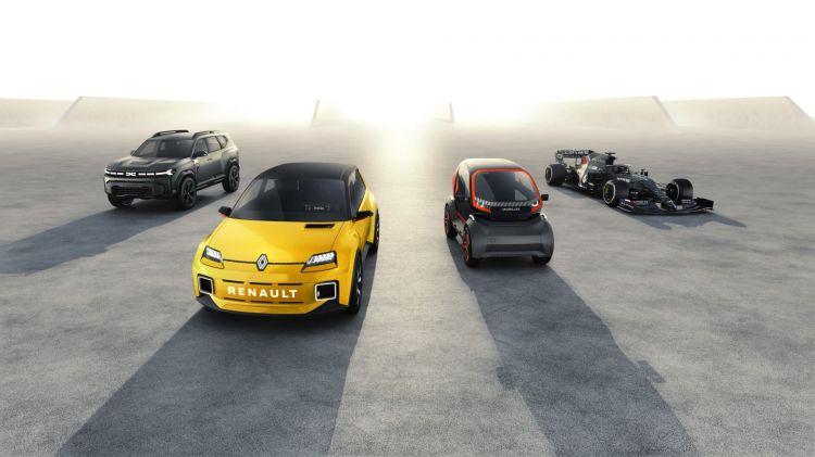 Nueva Gama Estrategia Renault