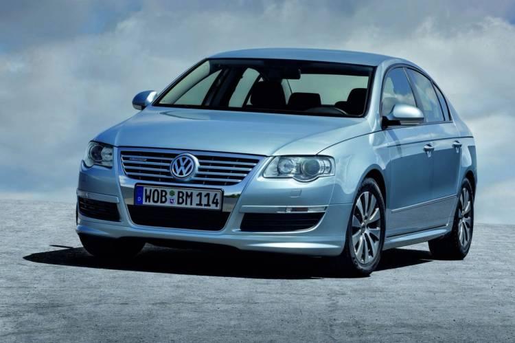 Volkwagen Bluemotion: Passat, Golf, Polo