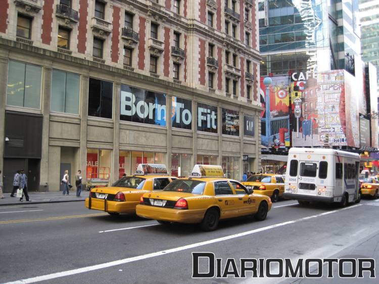 Los taxis de Nueva York