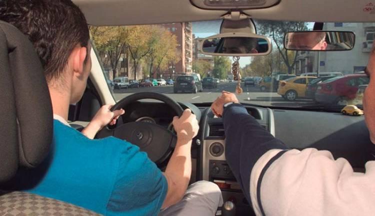 Nuevo examen de conducir