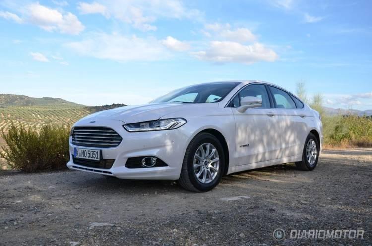 Nuevo Ford Mondeo 2015