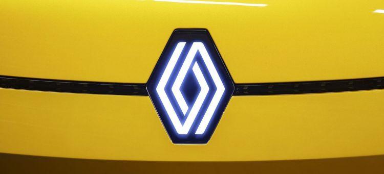 Nuevo Logo Renault 2021 P