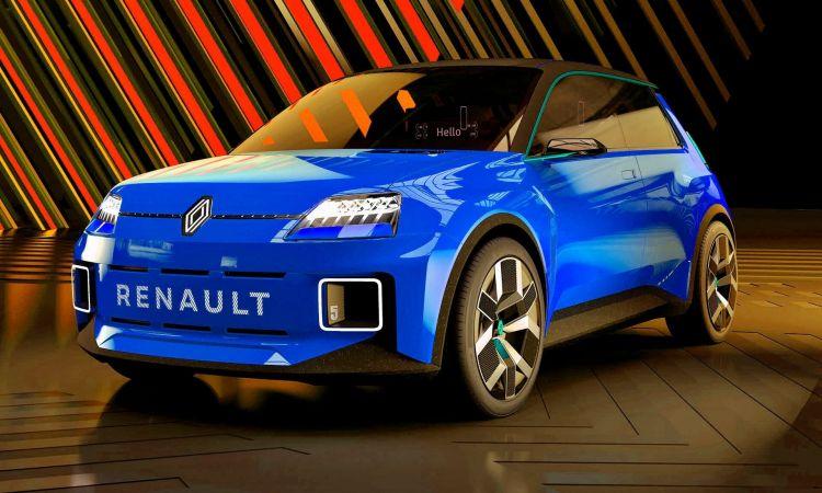 Nuevo Renault 5 Azul Alpine 2025 04