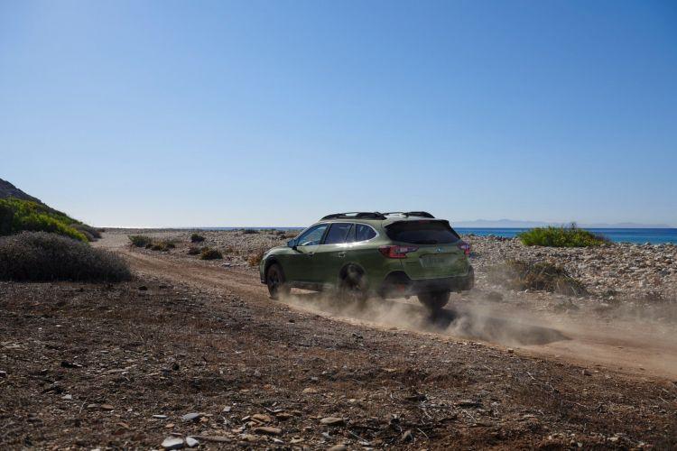 Nuevo Subaru Outback 2019 10