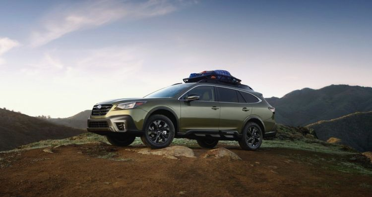 Nuevo Subaru Outback 2019 7