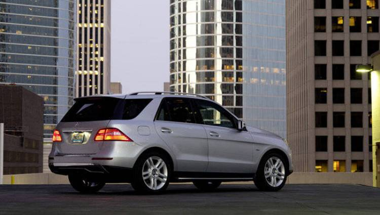 Nuevo Mercedes-Benz Clase M