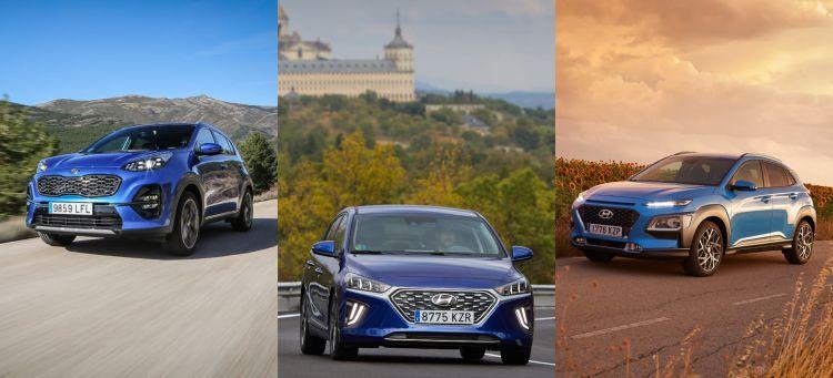 Oferta Hibridos Hyundai Kia Octubre 2020
