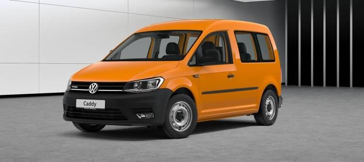 Oferta Volkswagen Caddy Gncp